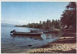 VENEZUELA - Golfo De Cariaco, Gel.1988 Mit Marke - Venezuela