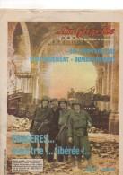 La Gazette, Manche, Ille Et Vilaine, Mayenne, Juin 1994, 50ème Anniversaire Débarquement, 28 Pages - History