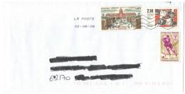 FRANCIA - France - 2008 - Encouragement à L´industrie + Lutte Contre Le Racisme + Jeux Olympiques D´Hiver 1968 Grenob... - Francia