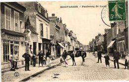 CPA  Montargis - Faubourg De Lyon     (228432) - Zonder Classificatie