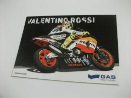VALENTINO ROSSI GAS KEEP IT SIMPLE - Personalità Sportive
