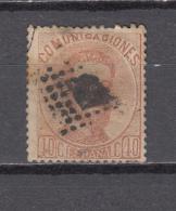 1872   EDIFIL  Nº  125 - Used Stamps