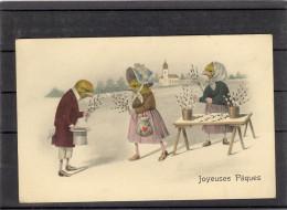 Poussins Humanisés - TBE - Easter