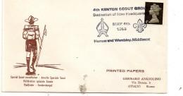 LETTERA - Scoutismo