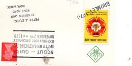 1970 LETTERA - Scoutismo