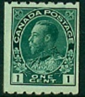 """-1912-Admiral Issue-""""Coil Stamp""""- MH (*) - Neufs"""