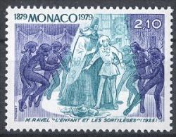 MONACO 1979 - N° 1179 - NEUF** - Nuovi