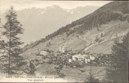 St. Luc  (Val D'Anniviers)   1643 M.   -   Vue Générale - VS Valais