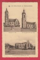 De Haachtsche St. Remigiuskerk - 3 Foto's  ( Verso Zien ) - Haacht