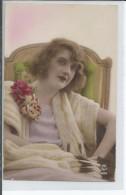 Cp 97 - PC Paris 686 Ecrit Anne 1922 - Barcelona