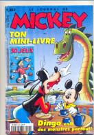 LE JOURNAL DE MICKEY N° 2442 - Dessins : WALT DISNEY - 1999 - 66 Pages - Journal De Mickey