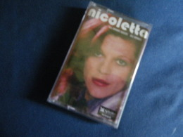 NICOLETTA K7 AUDIO VOIR PHOTO...ET REGARDEZ LES AUTRES (PLUSIEURS) - Audio Tapes