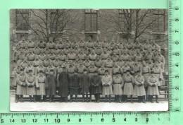 PHOTO MILITARIA: Photo De Groupe Du 25° Régiment D'Artillerie - Guerre, Militaire