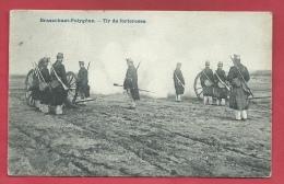 Brasschaet-Polygône - Tir De Forteresse - 1906 ( Verso Zien ) - Brasschaat