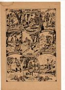 Publicité Galerie Du Mobilier Amiens Devinettes Amusantes - Werbung