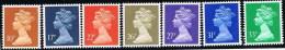 Gran Bretaña 1477/1483 ** MNH. 1990 - 1952-.... (Elizabeth II)