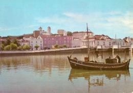 Portugal & Bilhete Postal, Algarve, Rio Gilão, Tavira, Amadora (321) - Faro