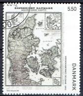 DENMARK  # FROM 2009  STANLEY GIBBONS  1559 - Oblitérés