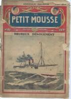"""LE PETIT MOUSSE   N° 131  -  ARNOULD GALOPIN - Déssin: MAITRE JEAN - 19.. ? ( Paquebot """" PROVENCE """" ) - Zeitschriften & Magazine"""