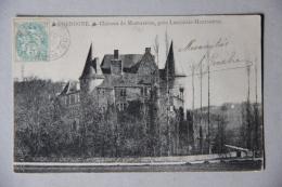 LAMONZIE-MONTASTRUC (près De) (DORDOGNE), Château De Montastruc - France