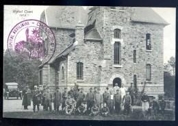 Cpa Du 35 Chévré , Hôpital Chevri 1914 -- Cachet Hôpital Auxiliaire Chevré à La Bouexière      LIOB91 - Unclassified