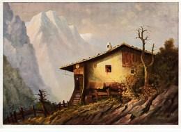 Künstler AK A. Betz - Der Sonnenhof - Karte N. Gel - Andere Zeichner