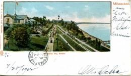 MILWAUKEE - - WHITEFISH BAY RESORT - Milwaukee