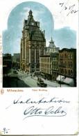 MILWAUKEE - - PABST BUILDING - Milwaukee