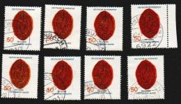 Deutschland BRD 1977 Michel Nr. 938 X8 Gestempelt. Universität Mainz. Sc 1252 / YT 785 - Gebraucht