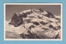 Wallis / Valais, Le MONT ROSE Vu Du Gornergrat / MONTE ROSA - VS Valais