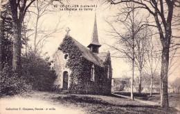 CPA - BRETAGNE - LE CELLIER (44) - (Loire-Inf.) LA CHAPELLE DU CERNY (Pays De Louis De Funès) - Le Cellier