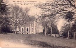 CPA - BRETAGNE - LE CELLIER (44) - CHÂTEAUX DE LA LOIRE-INFÉRIEURE : LE CERNY (Pays De Louis De Funès) - Le Cellier