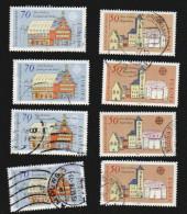 Deutschland BRD 1978 Michel Nr. 970 971 X4 Gestempelt. Europa CEPT. Sc 1271 1272, YT 817 818 - Gebraucht