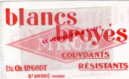 59 - SAINT ANDRE - BUVARD ETS . CH. BYGODT- MRCB- BLANCS BROYES - - Unclassified