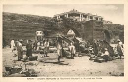 CPA Rabat-Anciens Remparts Du Boulevard Gouraud Et Marché Aux Fruits    L2125 - Rabat