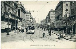 13 MARSEILLE ++ La Cannebiere ++ - Canebière, Centro
