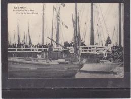LE CROTOY   ( SOMME  )  Bénédiction De La Mer  - Fete De La St Pierre - Le Crotoy