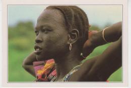 SOUDAN / FEMME NUER - Soudan