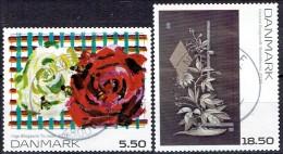 DENMARK  # FROM 2010  STANLEY GIBBONS  1616-1617 - Usado