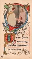 Image Religieuse - Carte De Communion De Michel Boudriot 20 Mai 1951 - Eglise Ste Croix D'Ivry-Port - Images Religieuses