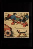 BILLARD - Dessin Issu D´une Revue De 1932 Collé Sur Feuille A4 - Vieux Papiers