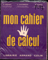 Mon Cahier De Calcul N°3 (1956) (F.00932) - Books, Magazines, Comics