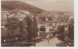 VUE GENERALE De VALLORBE - VD Vaud