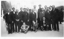65Cha   04 Volonne Groupe De Pelerins à Lourdes En 1937 - Photos