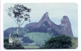 Montagne Mountain Télécarte Telefonkarte Brésil Phonecard (D 541) - Montagnes