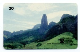 Montagne Mountain Télécarte Telefonkarte Brésil Phonecard (D 531) - Mountains