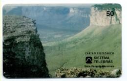 Montagne Mountain Télécarte Telefonkarte Brésil Phonecard (D532) - Montagnes