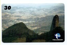 Montagne Mountain Télécarte Telefonkarte Brésil Phonecard (D 533) - Montagnes
