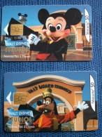 """""""""""  LOT  DE  2  //  WALT  DISNEY-   1 . 000 . 000  Ex.  2004  """""""" - Disney"""