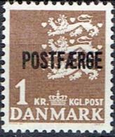 DENMARK  # FROM 1967  STANLEY GIBBONS  P383** - Paketmarken